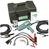 - Broco GOWELD Portable Battery-Powered MIG Welder Kit - 200 Amp Output, Model# 600155