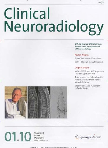 clinical-neuroradiology-electronic-journal