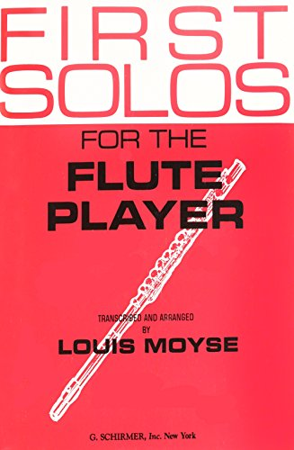 First Solos for the Flûte Player