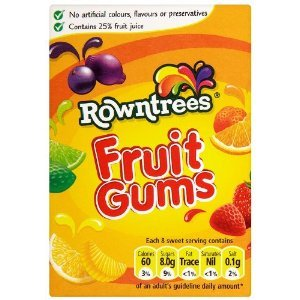 healthy fruit bread gum gum fruit
