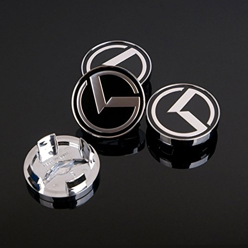 Car KIA K Logo Rims Wheel Center Caps Covers