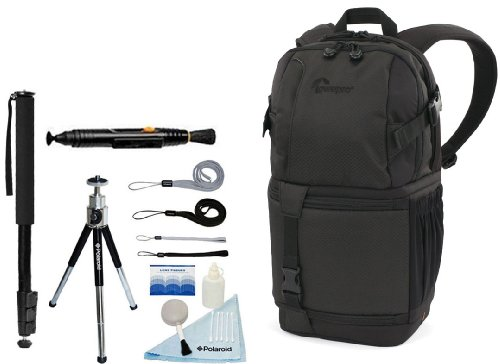 Lowepro Dslr Video Fastpack 150 Aw + Accessory Kit For Canon Digital D-Slr Cameras