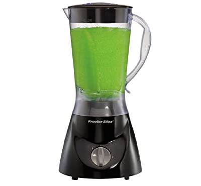 Proctor Silex 2 Speed Blender, Black