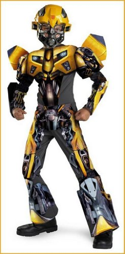 Transformers Costumes Bumblebee Childs Deluxe
