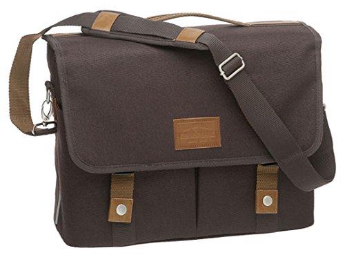 new-looxs-207430-mondi-single-shoulder-bag-155-litre-for-bike-office-school-37-x-28-x-15-cm-dark-bro