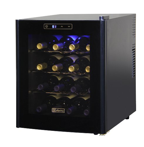 For Sale! Allavino KWT-16BG Thermoelectric 16 Bottle Wine Cooler