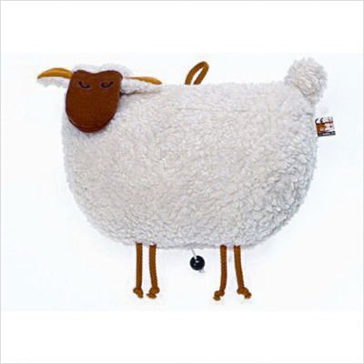 Lana Sheep Organic Stuffed Animal with Music Box