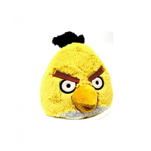 Angry Birds Toys With Sound : Angry birds plush inch yellow bird with sound by