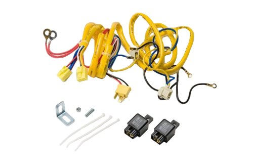 Putco 230004HW Premium Automotive Lighting H4 100W Heavy Duty Wiring Harness and Relay (2001 Ford Escape Wiring Harness compare prices)