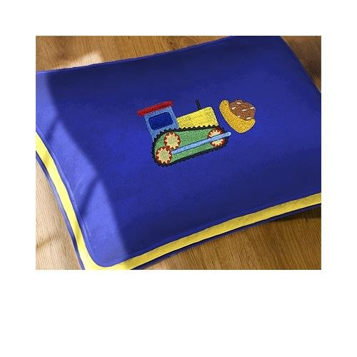 Kids Pillow Shell - Under Construction Collection front-907337