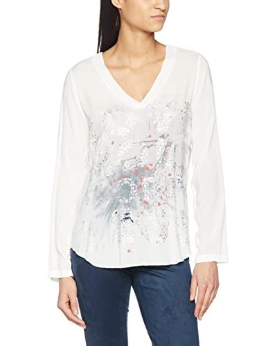 Marc Aurel Blusa Blanco