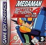 echange, troc Mega Man Battle Network 4: Red Sun - Ensemble complet - 1 utilisateur - Game Boy Advance