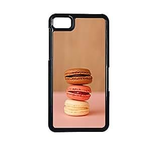 Vibhar printed case back cover for BlackBerry Z10 Macarrons
