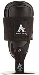 Cramer E4 Clam Active Ankle, Large T2, Black