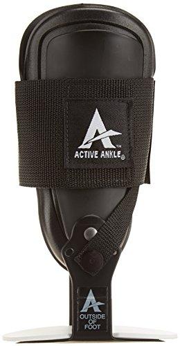 Cramer Black T2 Active Ankle, Size Medium