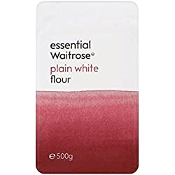 Plain Flour essential Waitrose 500g