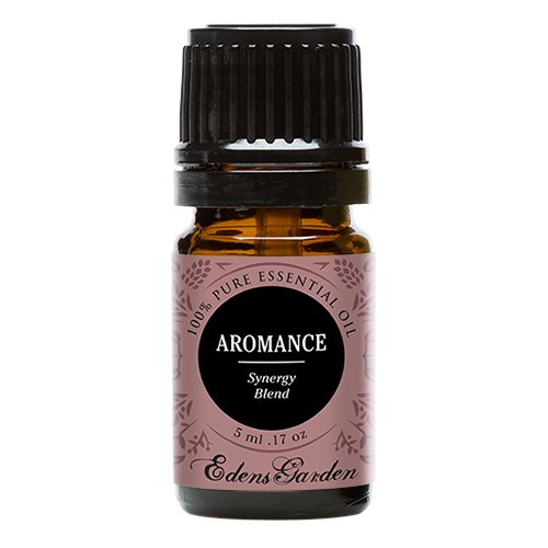 Aromance Synergy Blend Essential Oil (previously Sensation) by Edens Garden (Ylang Ylang, Patchouli, Sweet Orange, Sandalwood and Jasmine)- 5 ml