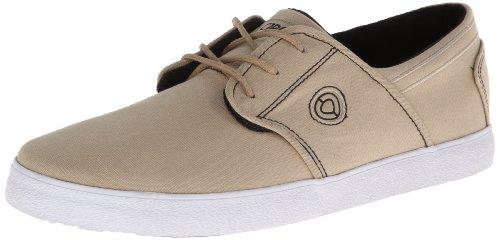 C1RCA Men's Strata Fashion Sneaker,Nomad/White,6.5 M US