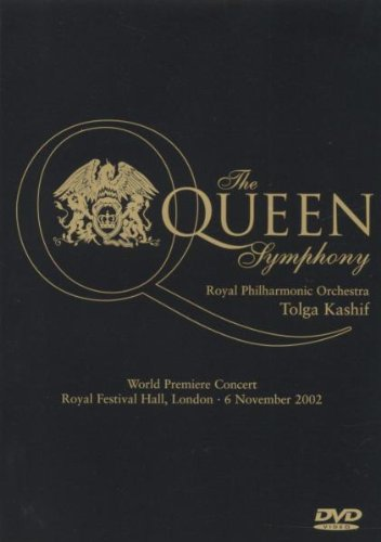 Tolga Kashif - the Queen Symphony (Rpo) [DVD] [2003] [NTSC]