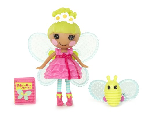 Lalaloopsy Mini Moments in Time Pix E. Flutters Doll - 1