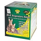 Precious Cat Respiratory Releif Clay Premium all Natual Cat Litter with Herbal Essences