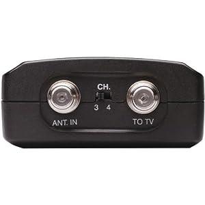 Audiovox Corporation CRF907R Compact RF Modulator
