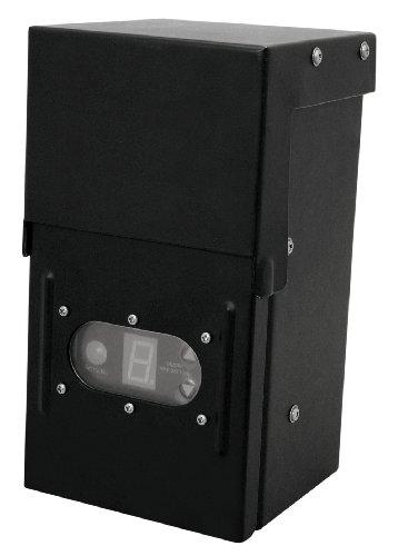 com outdoor living paradise gl22772 low voltage 200 watt transformer. Black Bedroom Furniture Sets. Home Design Ideas