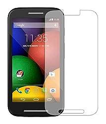 Callmate Premium Tempered Glass Screen Protector for Moto E