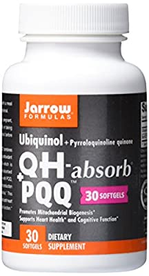 Jarrow Formulas QH Plus PQQ