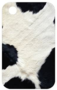 Animal Body Pattern White Back Cover Case for Blackberry Curve 8520