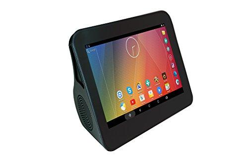 Xoro-HMT-360Q-178-cm-7-Zoll-Hifi-Pad-Internet-TV-und-Radio-4x-15-GHz-A7-QuadCore-CPU-1GB-RAM-8GB-interner-Speicher-WiFi-Online-Wetter-IPTV-Android-51-schwarz