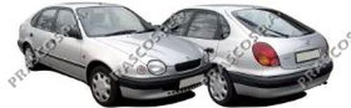 Fensterheber hinten, links Toyota, Corolla, Corolla Compact, Corolla Liftback...