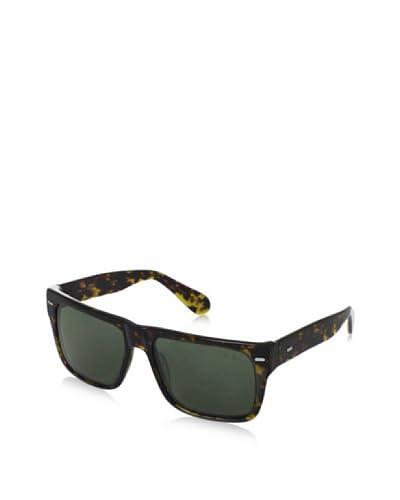 Cole Haan Women's Oversize Polarized Sunglasses, Tortoise