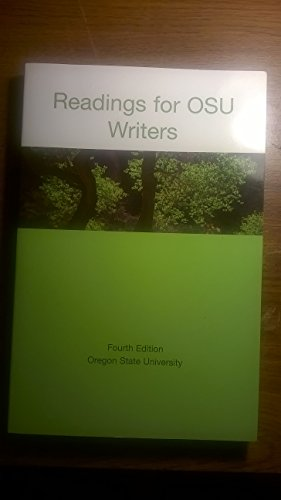 Readings for OSU Writers