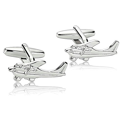 alimab-jewelry-mens-cuff-links-aircraft-private-pilot-flight-silver-stainless-steel-men-cufflinks