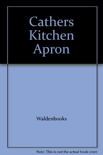 Cathers Kitchen Apron