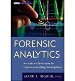 img - for By Mark Nigrini Forensic Analytics: Methods and Techniques for Forensic Accounting Investigations (1st Edition) book / textbook / text book
