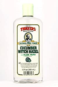 Thayer Cucumber Witch Hazel, 12 Fluid Ounce