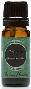 Cypriol 100 Pure Therapeutic Grade Essential Oil- 10 ml