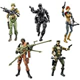Hasbro GI Joe 25th Anniversary Joe 5-Pack