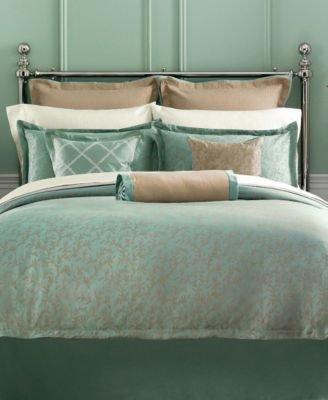 Martha Stewart Collection Sea Garden King Bed Skirt