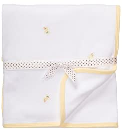 Carter\'s Yellow Duck Layette Blanket