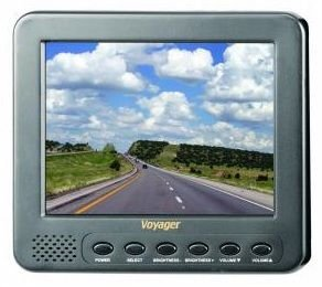 "Voyager Aom562A Observation Monitor 5.6"" Lcd; High Performance 5.6"" Color Tft Lcd Panel; Built-In Speaker; Front Controls; Compatible With All Voyager Ntsc Cameras; Monitor Dimensions 5-7/8""W X 5-1/4""H X 1-1/4""D; Upc Code 681787014666"