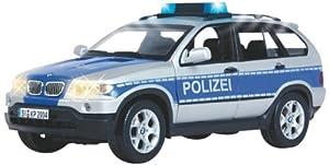 """Graupner 4910 - WP Bmw X5 """"Polizei"""""""