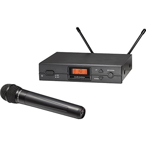Audio Technica 2000 Series Handheld Wireless System