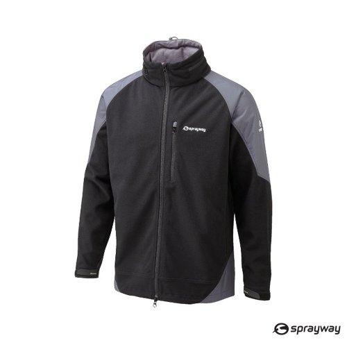 Sprayway Mens Windstopper Gist Softshell Walking Jacket
