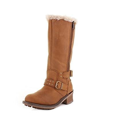 Excellent Caterpillar Colorado Ladies Ladies Womens Lace Up Ankle Boots Size 3 4