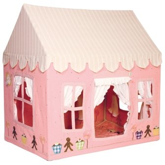 Win Green – Pfefferkuchen – Zelt – Groß – Tent – Large Gingerbread Cottage günstig