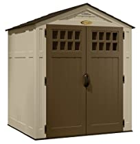 Big Sale Suncast BMS6550 6 ft x 5 ft 5 in Blow Molded Storage Shed
