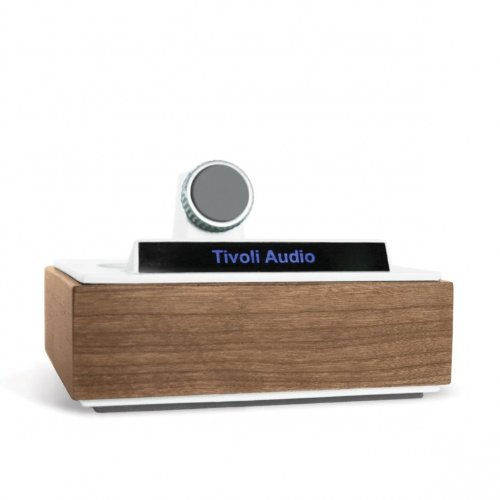 Audio The Connector Docking-Station nussbaum Holzfurnier